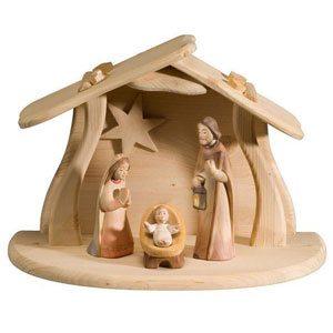 """""""Playful"""" Nativity"""