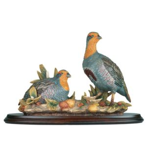 ANRI - Partridges - Gunther Granget