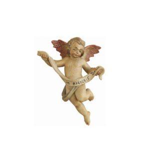 ANRI - Gloria Angel - Karl Kuolt nativity Linden wood