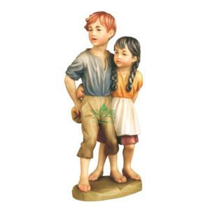 ANRI - Peter and Petra - Ulrich Bernardi nativity