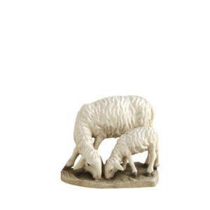 ANRI - Sheep with lamb - Ulrich Bernardi nativity