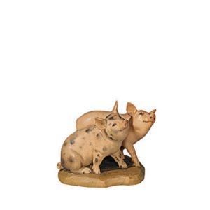 ANRI - Piglings - Ulrich Bernardi nativity