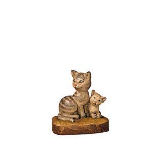 ANRI - Group of cats - Ulrich Bernardi nativity