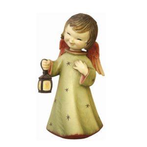 ANRI - Cherub with lantern - Juan Ferrandiz nativity