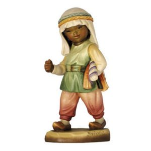 ANRI - Camel driver - Juan Ferrandiz nativity