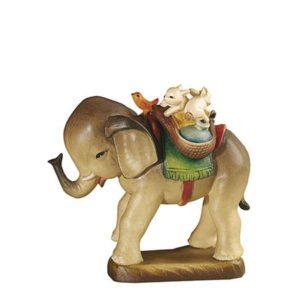 ANRI - Baby Elephant - Juan Ferrandiz nativity