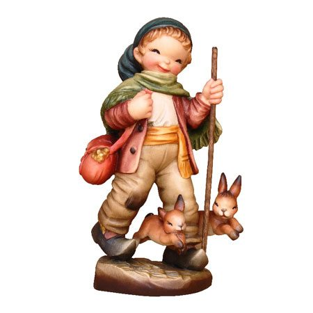 ANRI - Long Journey - Juan Ferrandiz nativity
