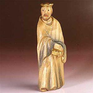 ANRI - Wise man Balthasar - Fini Moroder nativity