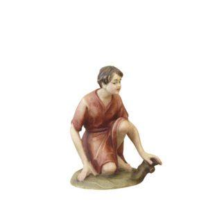 ANRI - Boy kneeling - Karl Kuolt nativity