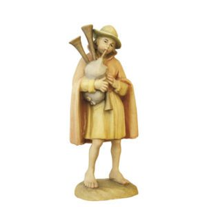 ANRI - Shepherd with bagpipe - Karl Kuolt nativity