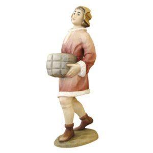 ANRI - Servant with parcel - Karl Kuolt nativity