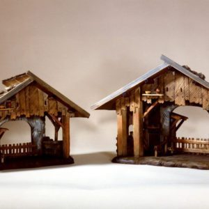 ANRI - Stable Florentiner - Nativity Stables