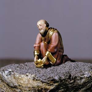 ANRI - Wise Man Melchior - Vinzent Nativity