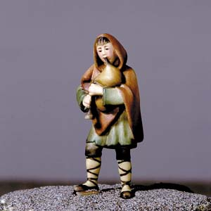ANRI Shepherd with bagpipe - Vinzent nativity