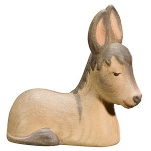 Playful nativity - Donkey